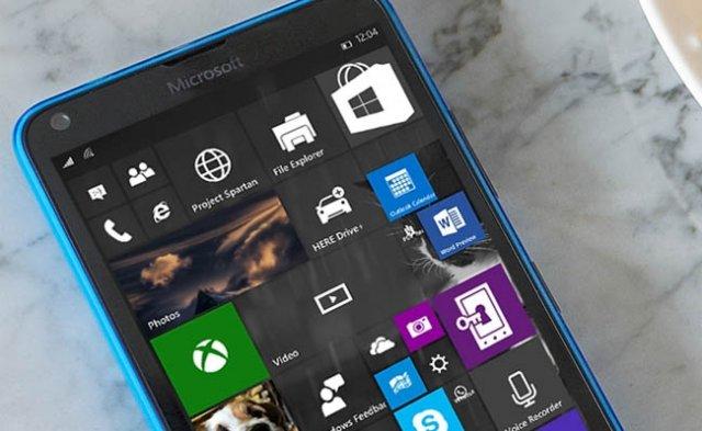 29 февраля может состоятся выход Windows 10 Mobile