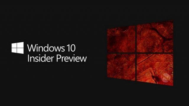 Вышла сборка Windows 10 Mobile Redstone Insider Preview 14267