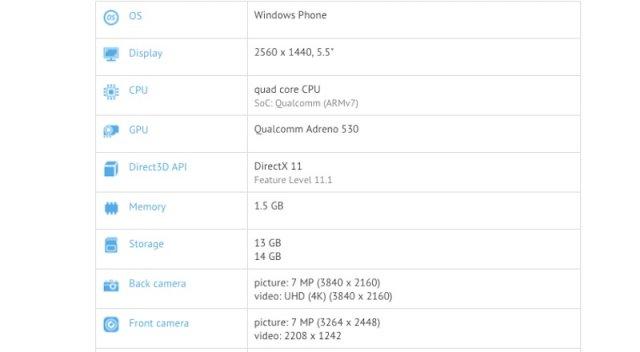 Microsoft ведет работы над новым флагманом?  Lumia 1050 или Surface Phone?