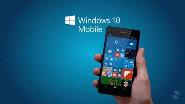 Обновление до Windows 10 Mobile будет происходить без прошивки смартфона