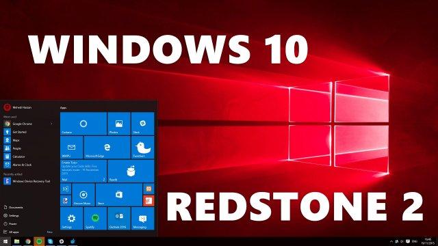 Windows 10 Redstone: вторая волна обновлений появится весной 2017 года