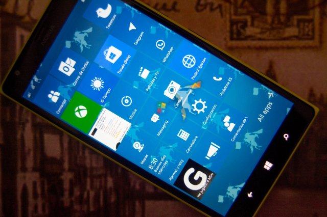 Вышло обновление Windows 10 Mobile для Windows Phone 8.1