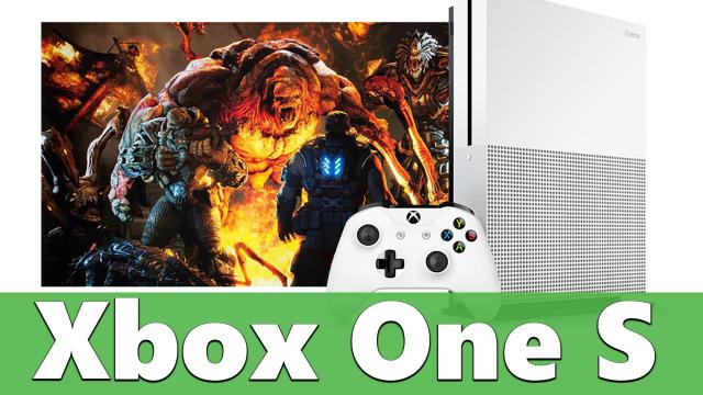 Информация о слим-версии Xbox One S