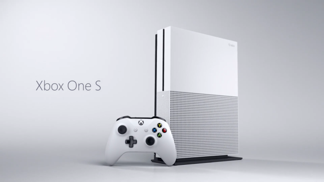 Полная информация о Xbox One S