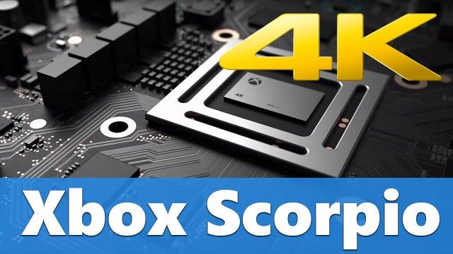 Xbox Scorpio потянет ли игры в 4K? Технические характеристики консоли