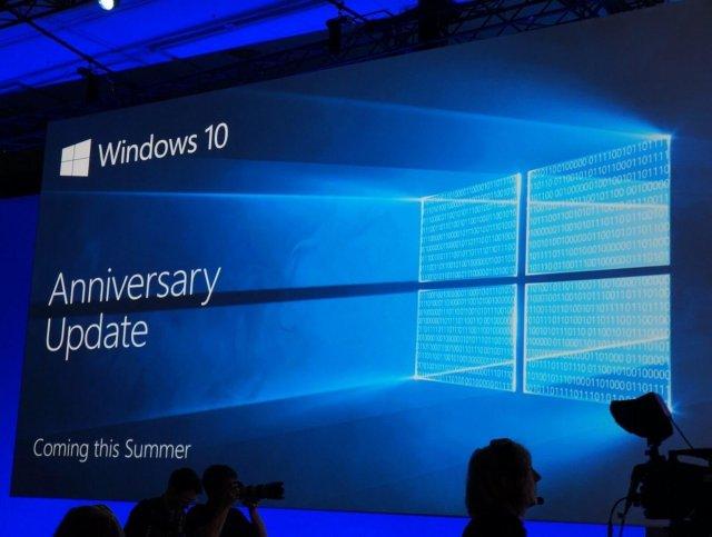 Повторная активация Windows 10 стала проще в сборках Anniversary Update