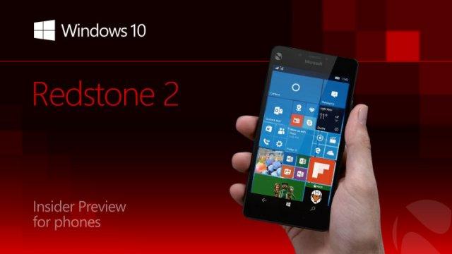 Новые звуки из Windows 10 Mobile Build 14905