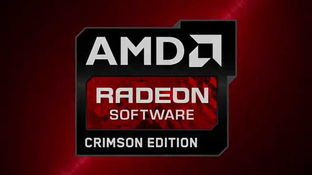AMD Radeon Software Crimson Edition Graphics Driver 16.7.3