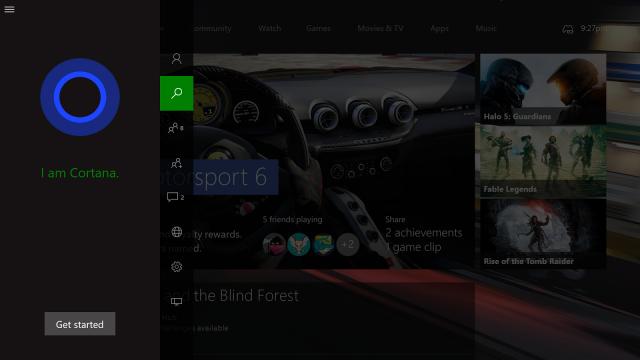 Cortana стала поддерживать больше языков на Xbox One