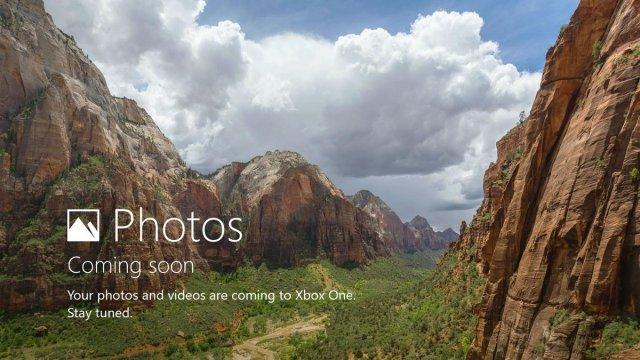 Приложение «Photos» скоро будет доступно и для консоли Xbox One