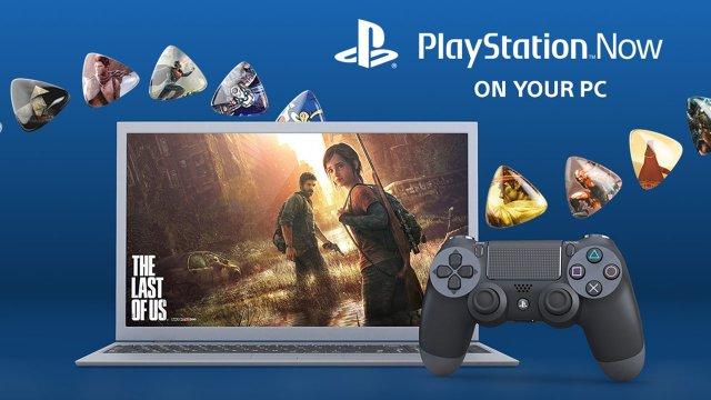 PlayStation Now – эксклюзивы PS3 на вашем ПК