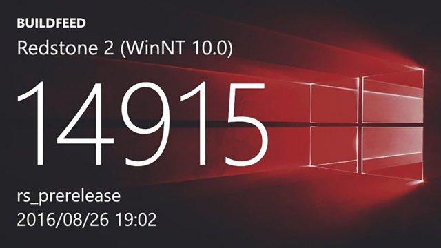 Windows 10 Build 14915 – Blue Light Reduction (f.lux)
