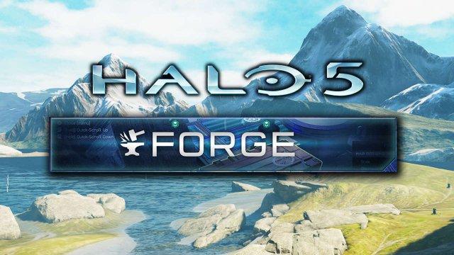 Редактор карт Halo 5: Forge стал доступен для загрузки