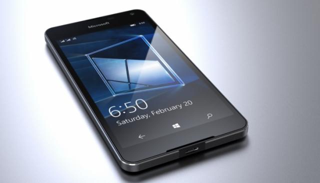 Lumia 650 обзавелась поддержкой пробуждения двойным тапом