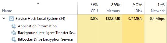 Изменения в сборке Windows 10 Build 14942