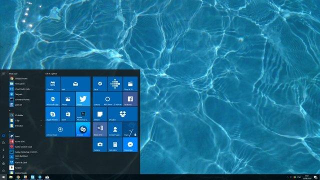 Доступна для загрузки Windows 10 Build 14946