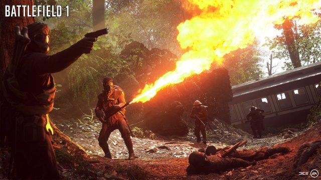 Battlefield 1 получил динамическое разрешение на Xbox One от 744p до 1000p