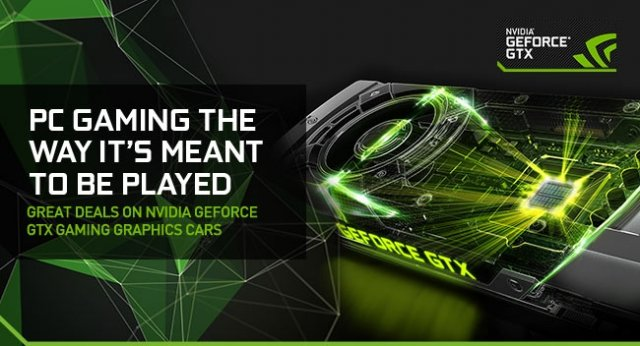 NVIDIA GeForce Game Ready Driver 375.57 – добавлена поддержка Battlefield 1, Civilization VI и Titanfall 2