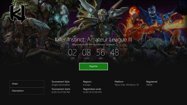Кастомные турниры Xbox появятся в Windows 10 Creators Update