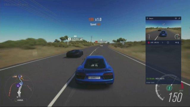 Функция Beam войдёт в состав Windows 10 и Xbox One