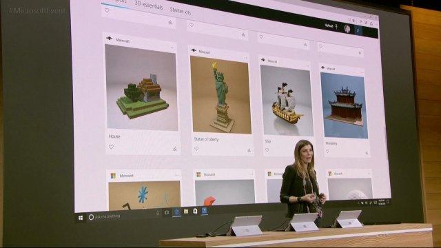 Сеть обмена 3D Microsoft Remix3D.com начала работу
