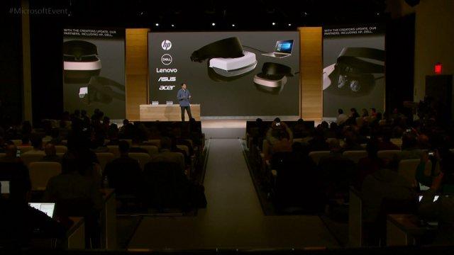 Всё что нужно знать о Windows Holographic VR