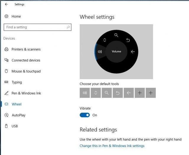 Surface Dial – уникальное периферийное устройство для линейки Surface