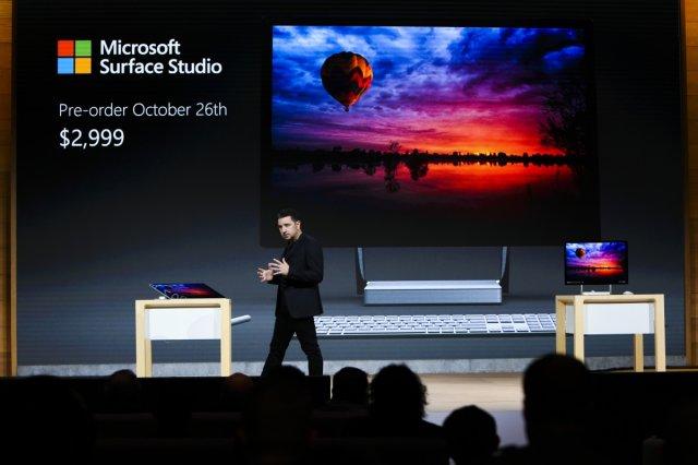 Три главных анонса мероприятия Microsoft