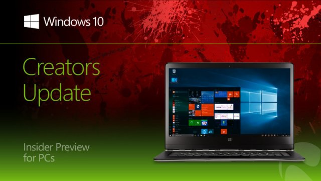 Анонсирована сборка Windows 10 Insider Preview Build 14971 для ПК
