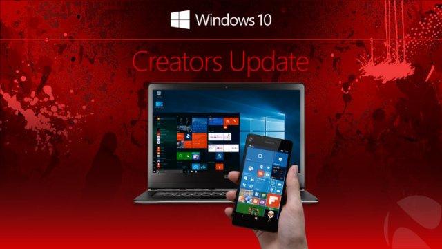 Windows 10 Creators Update – следующее крупное обновление Windows 10
