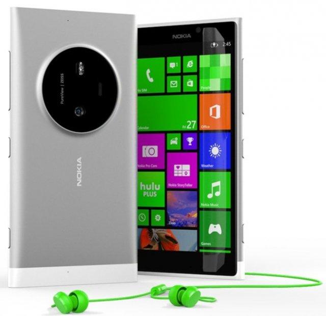 Изображение Lumia 1030 (McLaren)