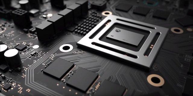 Project Scorpio позволит запускать универсальные игры Windows 10 в разрешении 4K