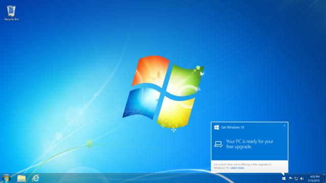 Microsoft прекратила продажи старых операционных систем Windows 8.1 и Windows 7