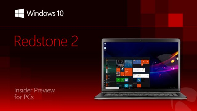 Доступна для загрузки Windows 10 Build 14986