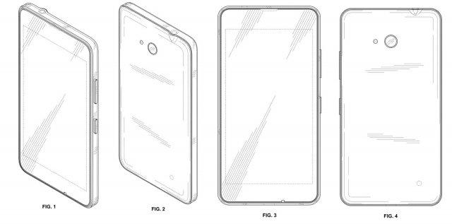 Новый патент Microsoft вряд ли говорит о Surface Phone
