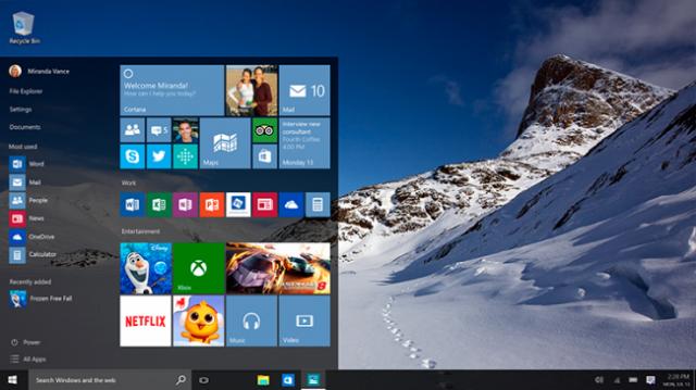Список сборок Windows 10 за ноябрь 2016 года