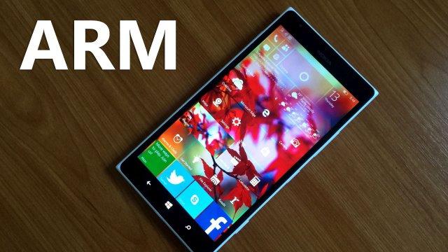 Десктопная Windows 10 приходит на мобильные процессоры ARM
