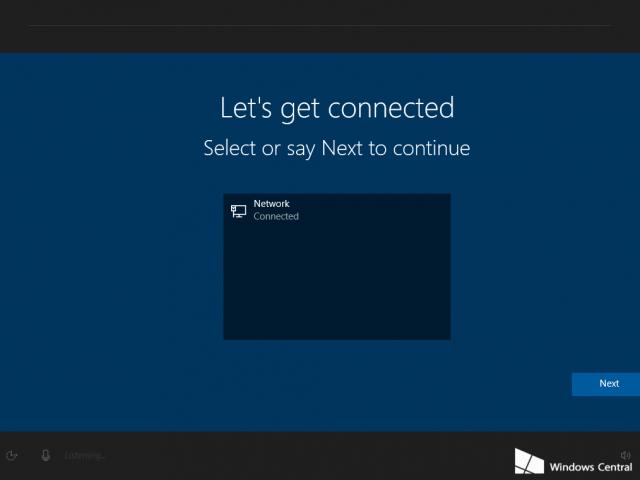 Windows 10 получит возможность настройки системы при помощи Cortana
