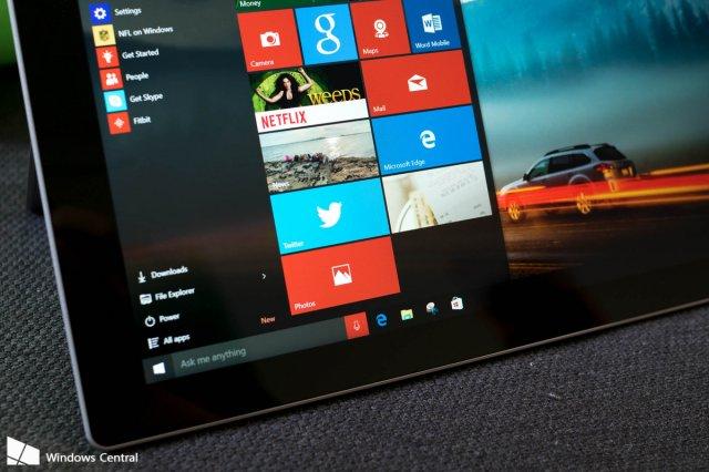 Доступны образы для установки сборки Windows 10 Build 14986