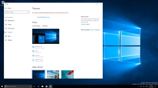 Windows 10 Build 14997 доступна для загрузки