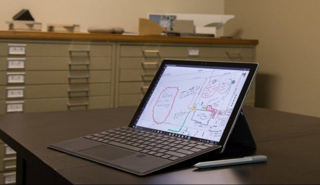 Surface Pro 5 ожидается уже в 2017 году