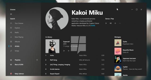 Первый взгляд на проект NEON: изменение дизайна Windows 10