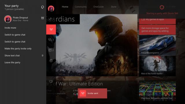 Xbox One получит новый дизайн Cortana
