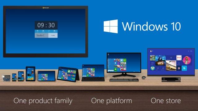 Composable Shell – новая адаптивная оболочка Windows 10