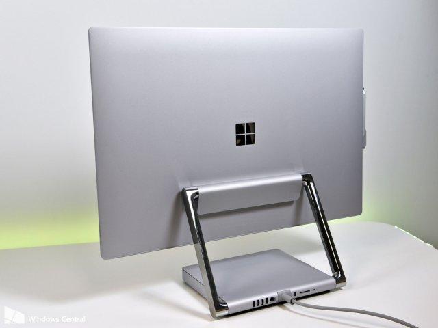 Обзор Surface Studio