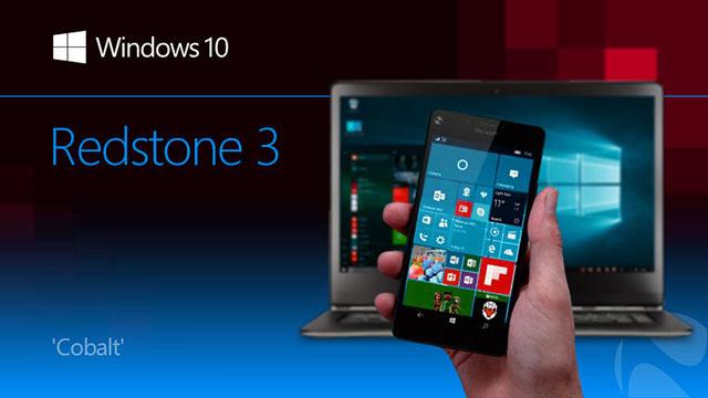 Windows 10 Redstone 3 может появиться уже в конце октября