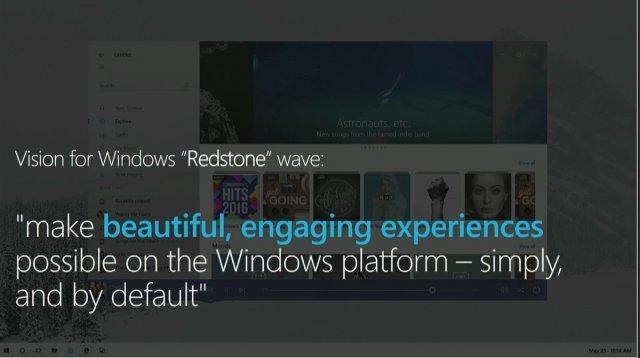 Microsoft позволила взглянуть на проект NEON