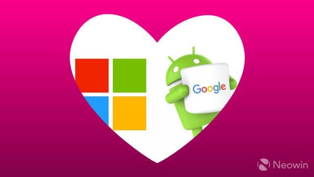 Microsoft анонсировала комплект средств разработки Project Rome для Android