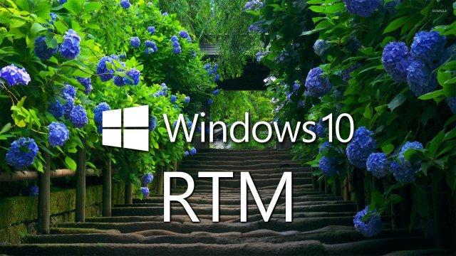 Подписание Windows 10 Creators Update (RTM) состоится 7-14 марта