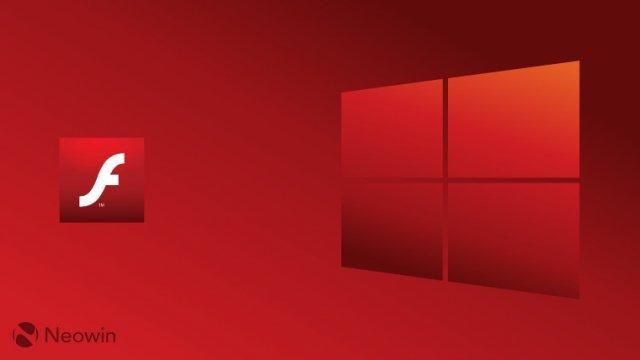 Microsoft выпустила критическое обновление безопасности Adobe Flash Player на Windows